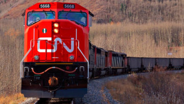 North China resumes cargo train to Europe and Central Asia